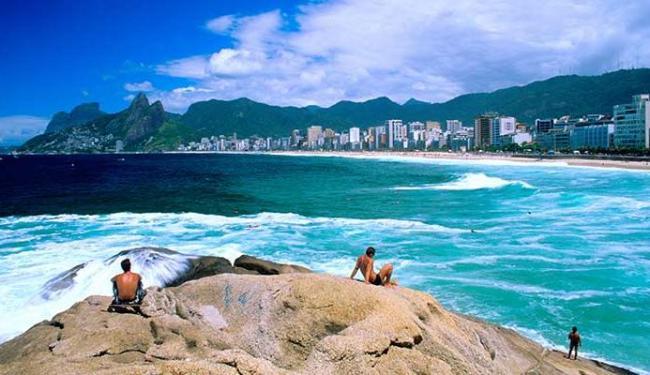 Rio de Janeiro sempre é um dos lugares mais visitados no Brasil - Foto: Divulgação
