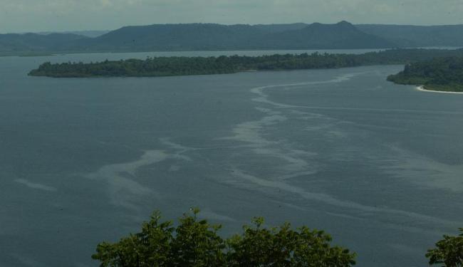 Foz do Rio Paraguaçu - Foto: Luciano Andrade | Arquivo Ag. A TARDE