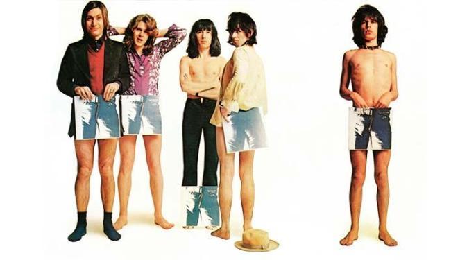 Rolling Stones conseguiram mais respeito com o álbum de 1971 - Foto: Divulgação