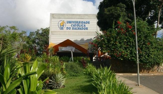 Sete pessoas foram mantidas reféns no campus da Ucsal - Foto: Fernando Amorim   Ag. A TARDE