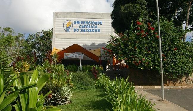 Ucsal oferece vagas em 18 cursos de bacharelado e licenciatura - Foto: Fernando Amorim | Ag. A TARDE