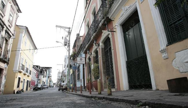 O evento acontece no charmoso bairro do Santo Antônio, no Centro Histórico - Foto: Mila Cordeiro | Ag. A TARDE | 17.12.2014