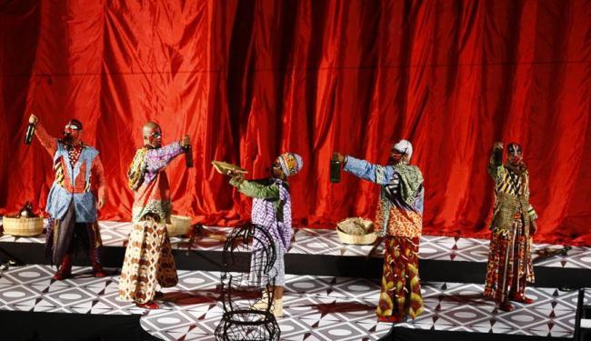 A seleção de dançarinos acontece no Teatro Castro Alves - Foto: Fernando Vivas | Ag. A TARDE