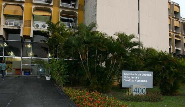 Secretaria da Justiça celebrou convênio emergencial de R$ 603 mil para o Provita - Foto: Luciano da Matta | Ag. A TARDE | 28.9.2011