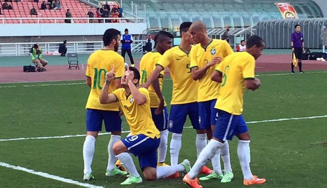 Seleção terá novo amistoso dia 8 de setembro - Foto: Divulgação   CBF   14.11.2014