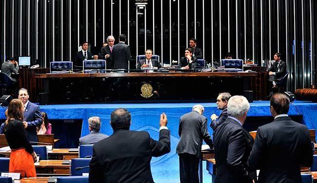 Senado aprova MP do mínimo e amplia regras a aposentados - Foto: Waldemir Barreto | Agência Senado