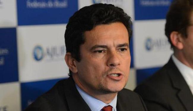 Sérgio Moro disse há evidências de que a Odebrecht fez pagamentos aos investigados - Foto: Rodrigues Pozzebom l Agência Brasil