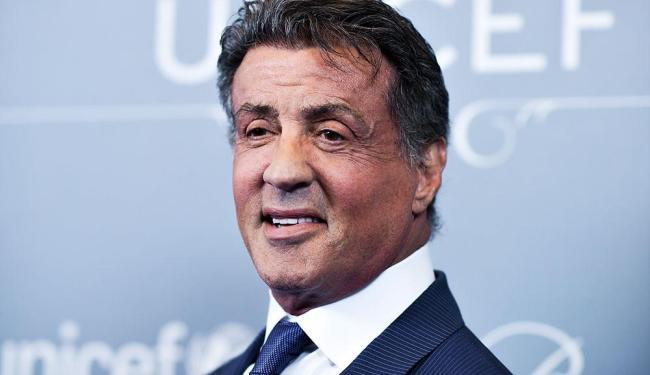 Entre os objetos de Stallone estão os calções de boxe que o ator usou