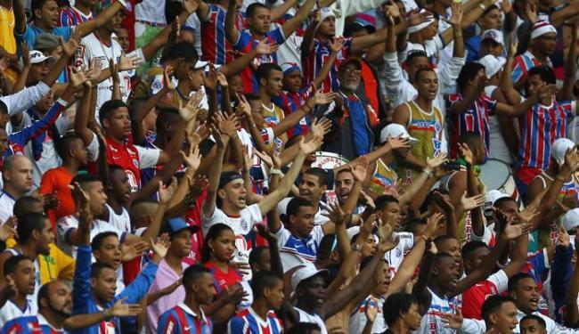 O jogo contra o time paulista é válido pela 12ª rodada da Série B do Campeonato Brasileiro - Foto: Eduardo Martins   Ag. A TARDE