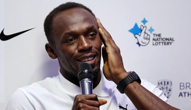 Problema físico tirou o velocista jamaicano de duas etapas da Diamond League - Foto: Matthew Childs Livepic l Reuters