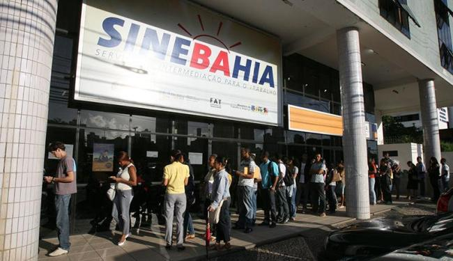 Estão disponíveis 90 vagas na capital baiana - Foto: Arestides Baptista | Arquivo | Ag. A TARDE