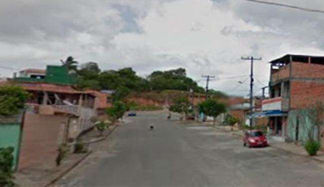 Crime aconteceu em Nova Brasília de Valéria - Foto: Reprodução | Google Maps