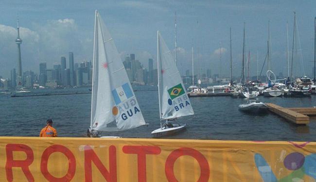 Brasileiro chegou na 5ª posição e terminou em ficou em segundo, com 47 - Foto: Divulgação l @timebrasil