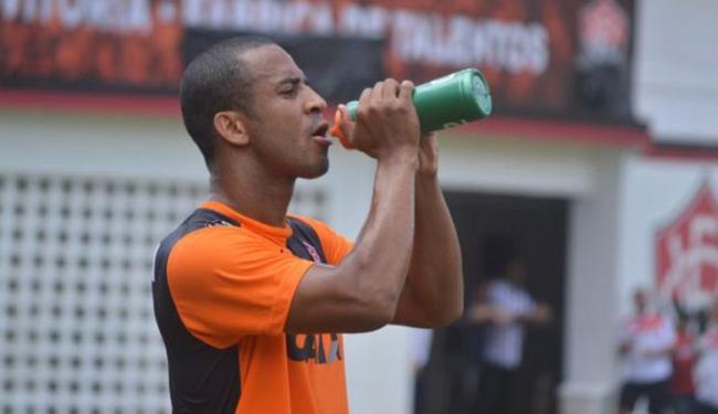 Pereira foi destaque do Novo horizontino, quando o time subiu de divisão no Campeonato Paulista - Foto: Divulagação   Esporte Clube Vitória