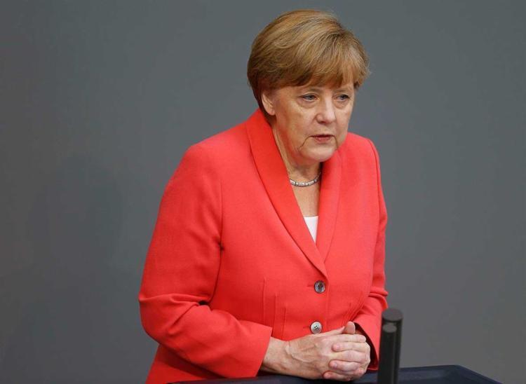 Esse é o quarto e último mandato de Angela Merkel - Foto: Axel Schmidt | Agência Reuters
