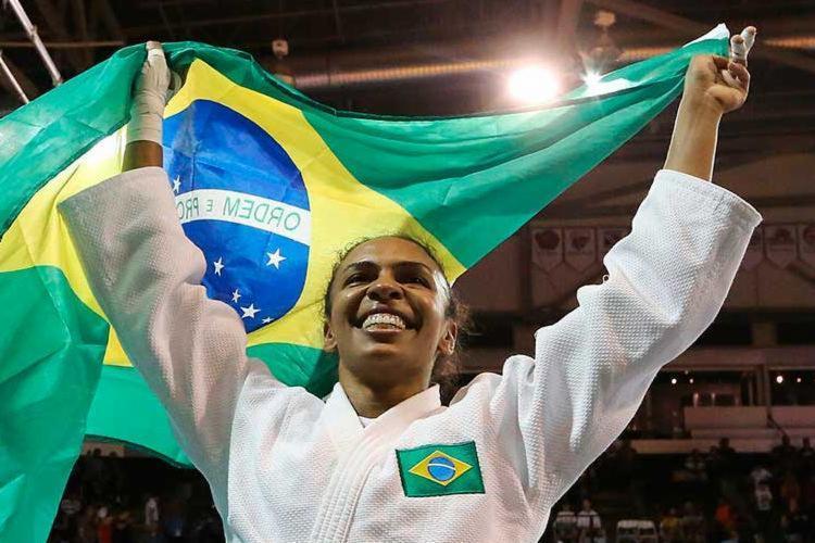Erika Miranda é uma das líderes no ranking mundial - Foto: Márcio Fernandes | Estadão Conteúdo