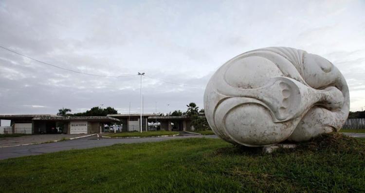 A estimativa é que haja um investimento de R$ 400 milhões para construção no Parque de Exposições - Foto: Margarida Neide | Ag. A TARDE