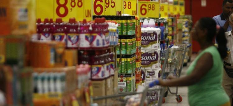 IPCA avalia oscilação nos preços dos produtos - Foto: Raul Spinassé | Ag. A TARDE