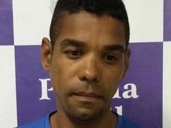 Anderson foi interceptado no Caminho de Areia e o veículo apreendido - Foto: Divulgação l Polícia Civil