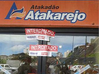 Estabelecimento também estava com alvará de saúde vencido - Foto: Divulgação