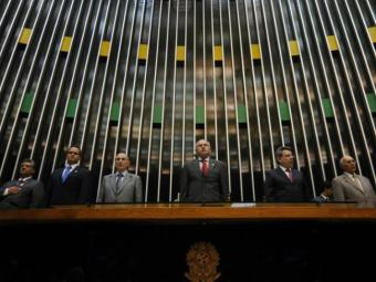 Congresso retoma atividades - Foto: Leonardo Prado   Câmara de Deputados (divulgação)
