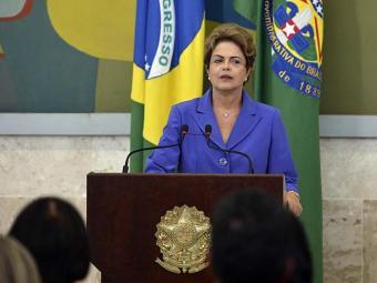 O programa com a presidente será exibido hoje à noite - Foto: Ag. Brasil