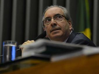Cunha articulou a discussão na noite desta terça-feira, 18 - Foto: Valter Campanato | ABr