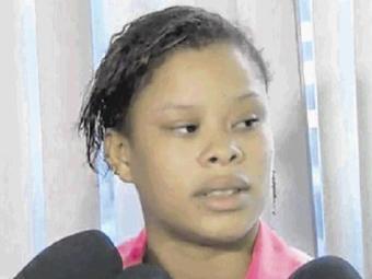 Fabiana é mãe do garoto Marcos Vinícius, 2 anos, encontrado morto em Itapuã - Foto: Reprodução