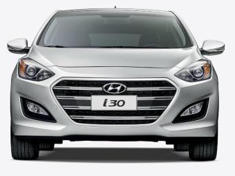 Chega a linha 2016 do i30 - Foto: Divulgação Hyundai