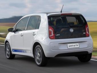 Volks lança hatch turbinado - Foto: Divulgação Volkswagen