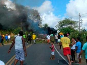 Moradores pedem segurança na BR-420 - Foto: Criativaonline/Divulgação