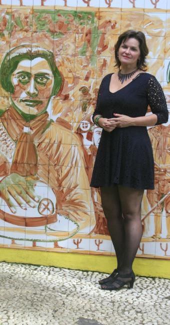 Para Ivana Bentes, o Brasil corre o risco de se