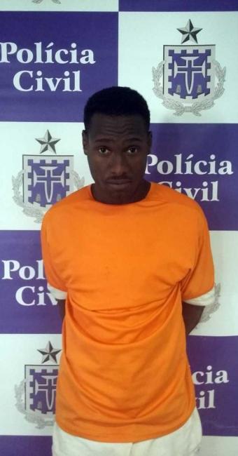 Geisinho é acusado de cometer quatro homicídios - Foto: Divulgação | Polícia Civil