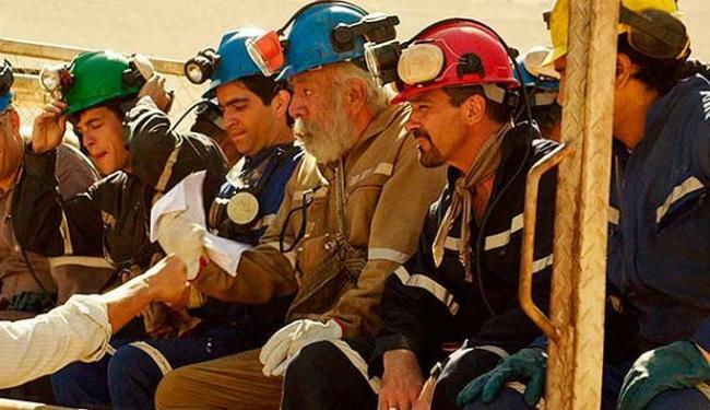 Filme reconta a história do acidente que soterrou 33 mineiros chilenos - Foto: Divulgação