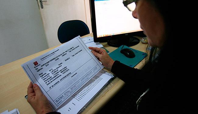 Comprovante falso foi enviado com dados do depósito - Foto: Mila Cordeiro l Ag. A TARDE