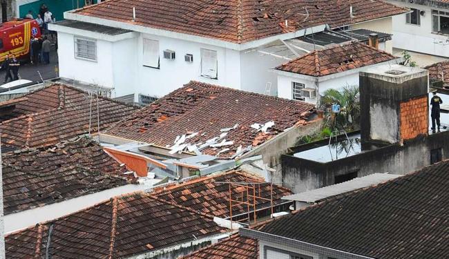 Local afetado pela queda do avião Cessna, que resultou na morte de Eduardo Campos - Foto: Tânia Rêgo | Agência Brasil)
