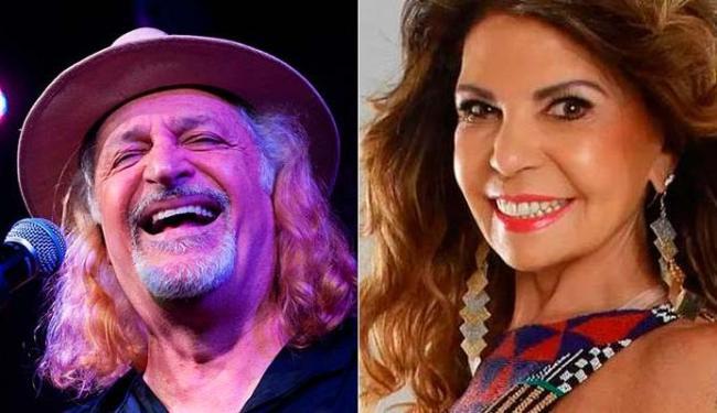 Alceu e Elba vão se apresentar em setembro - Foto: Divulgação