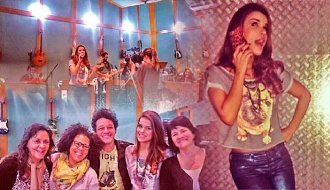 Babado Novo ensaio no Candyall Gueto Square - Foto: Reprodução | Instagram