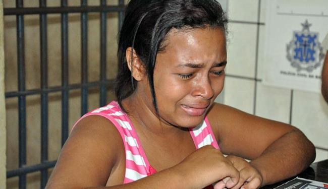 Daniela Santos, de 19 anos, deu chumbinho para a filha após briga com ex-marido - Foto: Radar64.com | Gustavo Moreira