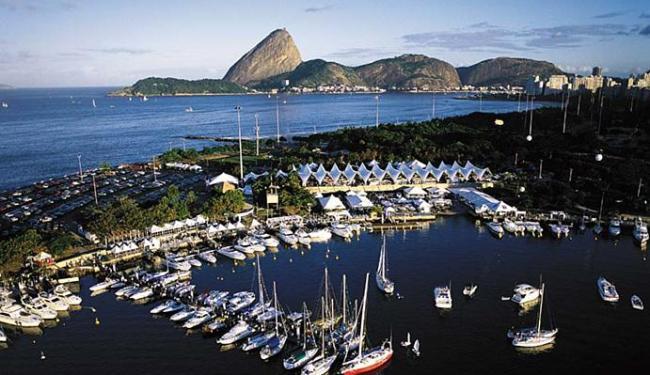 Dirigentes do COI minimizaram os problemas de poluição da Baía de Guanabara - Foto: Divulgação