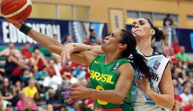 Iziane Marques foi a cestinha da partida com 25 pontos - Foto: Divulgação | FIBA Américas