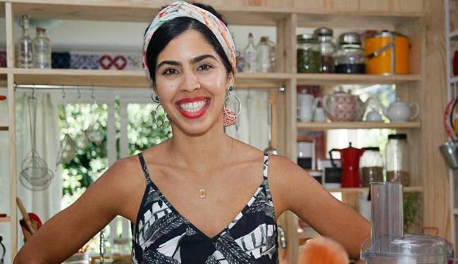 Apresentadora diz que não se acha chata por prova vida mais saudável - Foto: GNT | Divulgação
