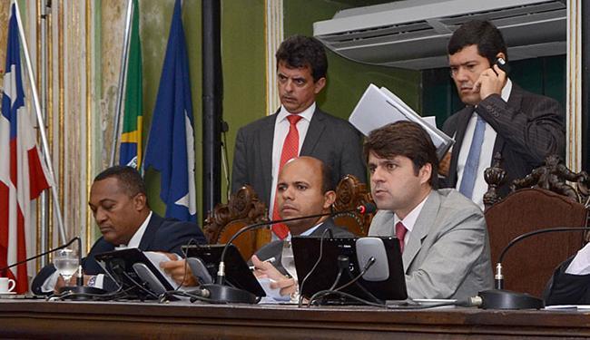 Câmara de Salvador votará o reajuste geral para servidores municipais na próxima semana - Foto: Antonio Queirós l Câmara Municipal de Salvador