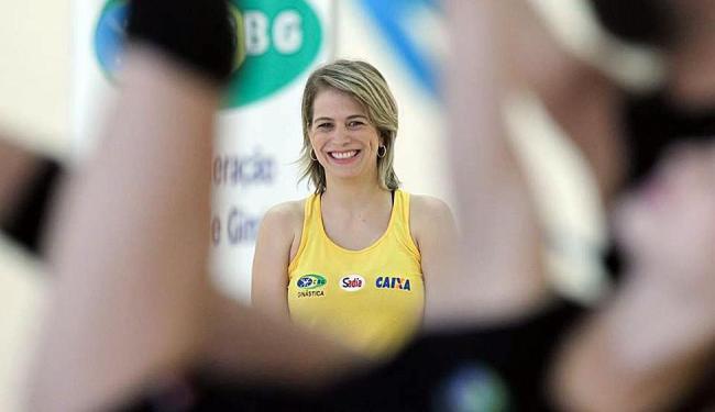 Camila Ferezin, treinadora da seleção brasileira de ginástica rítmica - Foto: Reprodução | Facebook