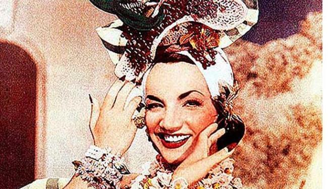 Carmen foi a primeira artista multimídia do Brasil - Foto: Divulgação
