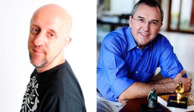 Carpinejar e Laurentino vão estar em uma mesa redonda - Foto: Divulgação