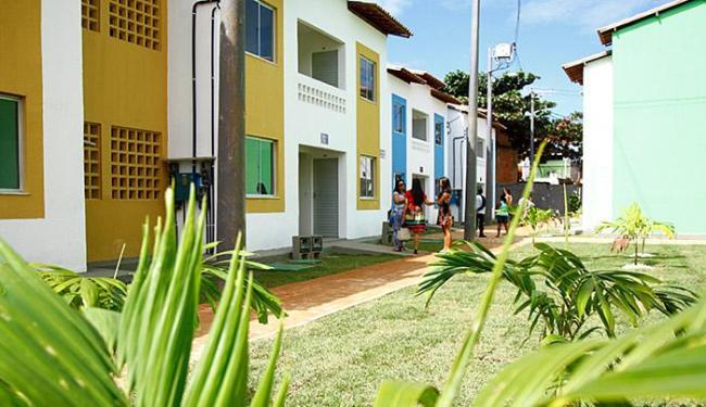 As 72 unidades foram construídas por meio do programa Moradia Digna e custou R$ 8,69 mi - Foto: Joá Souza | Ag. A TARDE