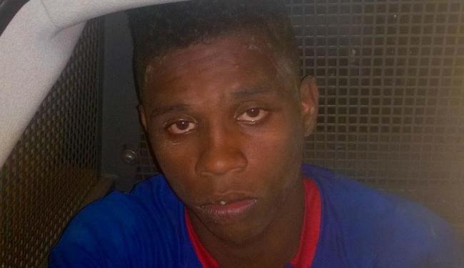 Cláudio, Ingred e outros dois adolescentes foram detidos - Foto: Divulgação
