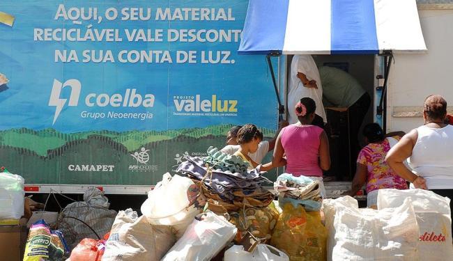17 bairros serão beneficiados pela ação - Foto: Divulgação | Coelba