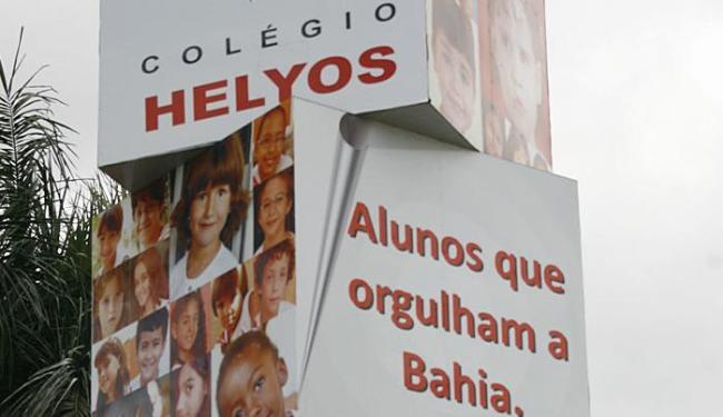 Colégio de Feira de Santana foi a unidade mais bem avaliada na Bahia - Foto: Luiz Tito   Ag. A TARDE   12.09.2011